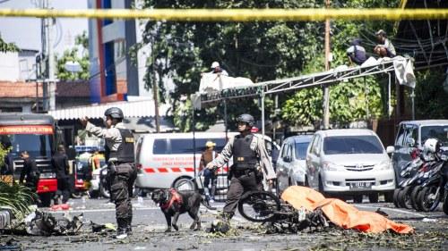 Fyra doda i attack mot rysk polis