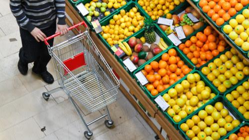 Priset pa maten stiger