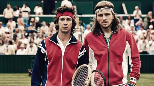 Nieminen och Paloheimo coachade Hollywoodstjärna i tennisfilmen Borg ... dd1d1491e0303