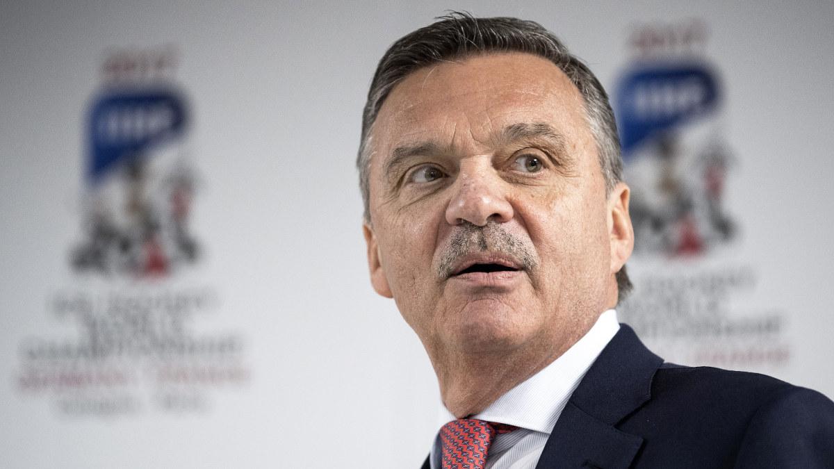 Ishockey-VM kan byta värdland – IIHF-bossen öppnar för att flytta mästerskapet österut