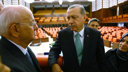 Turkiets president stoppar erdogan