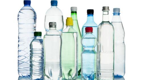 norskt vatten på flaska