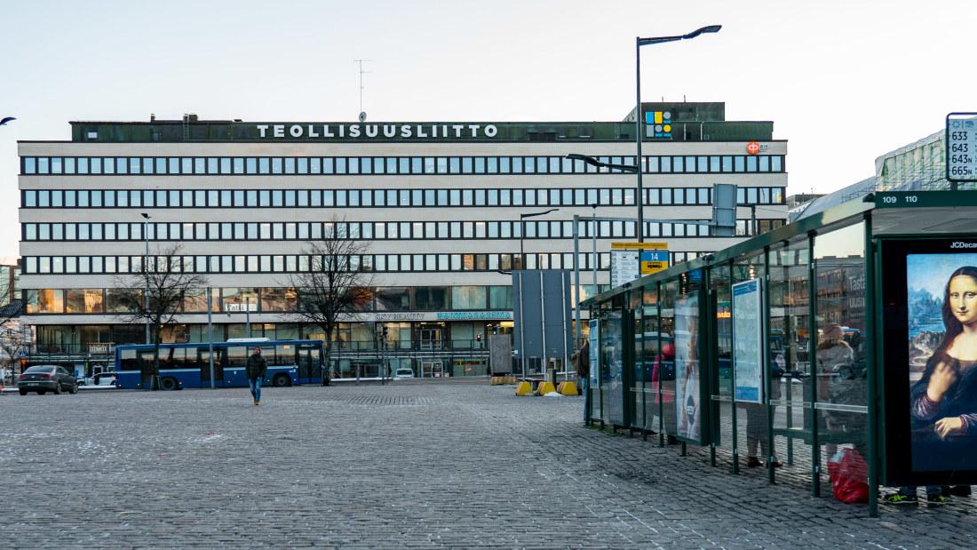 Kollektivavtal Finland