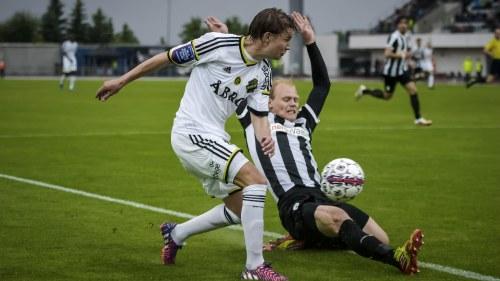 8ac44e01 AIK tvålade till VPS – fula siffror på Friends | Sport | svenska.yle.fi