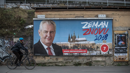 Fyra doda i tjeckisk explosion