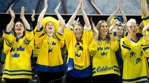 Ingen svensk vm final