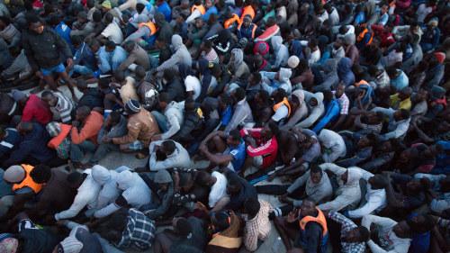 Gardagens ord i dagens flykting