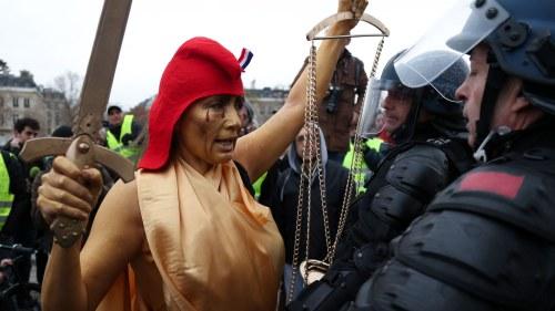 Nya protester vantas pa lordag