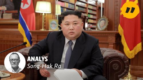 Nordkoreas ledare bast pa det mesta