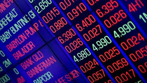 börserna i världen
