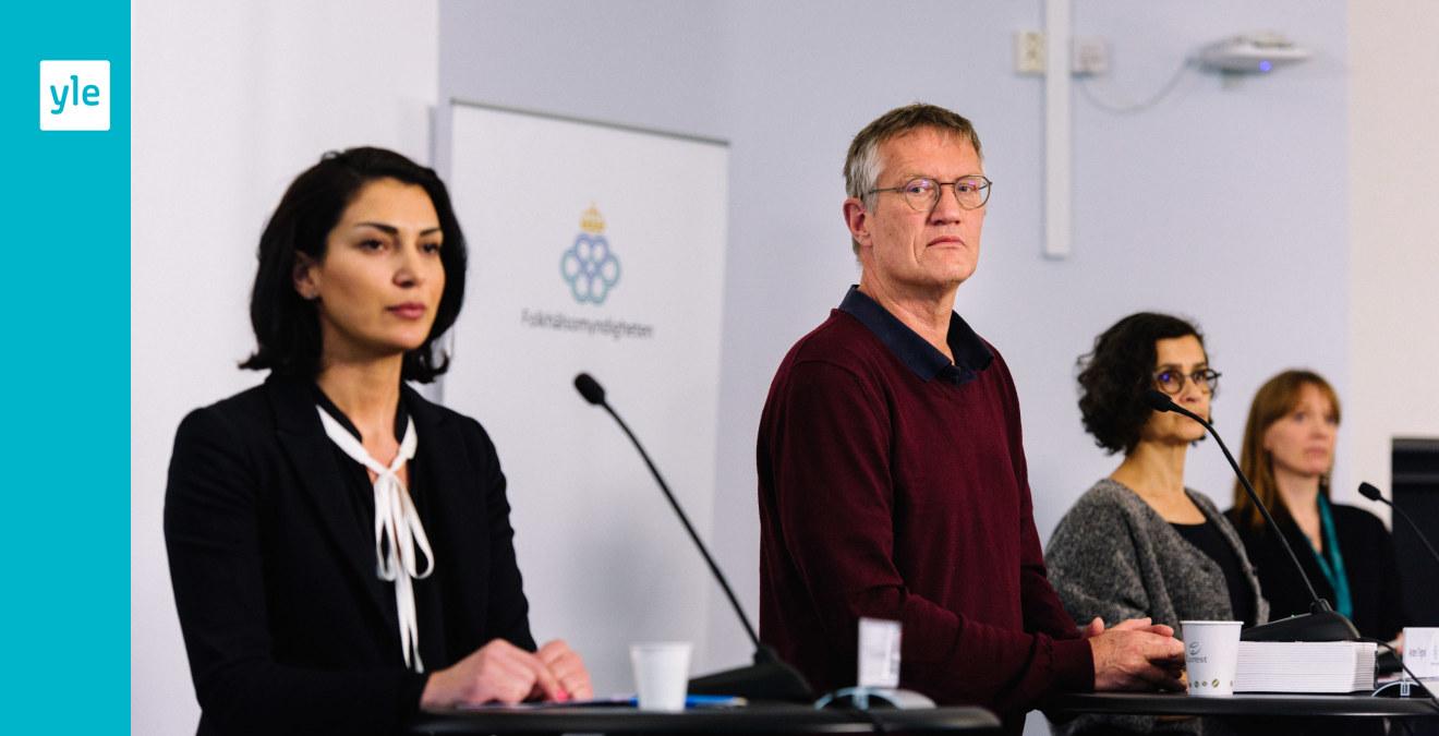 Morgonkollen: Sverige kan snart uppfylla Finlands krav för reserestriktioner, tror Tegnell – och fyra andra nyheter att ha ...