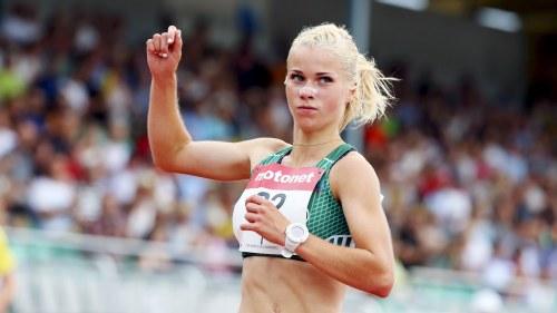 Krossade svenska rekordet med tio sekunder