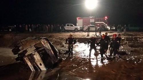 Myndigheterna uppmanar till nya evakueringar