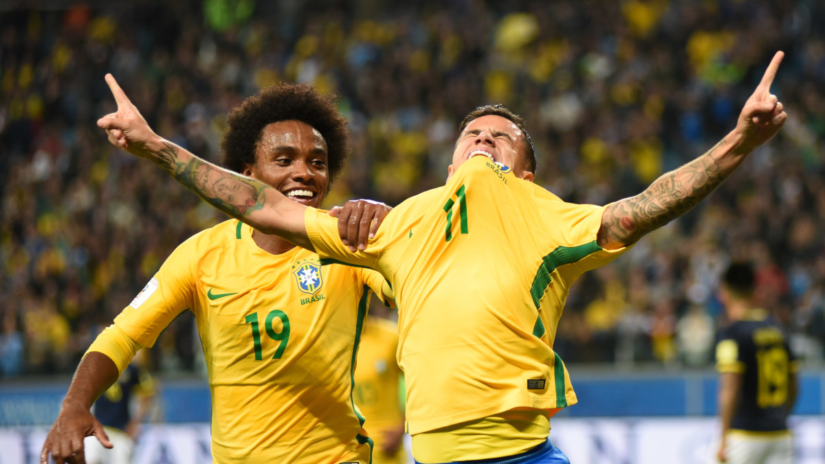 Neymars drommal direkt i comebacken