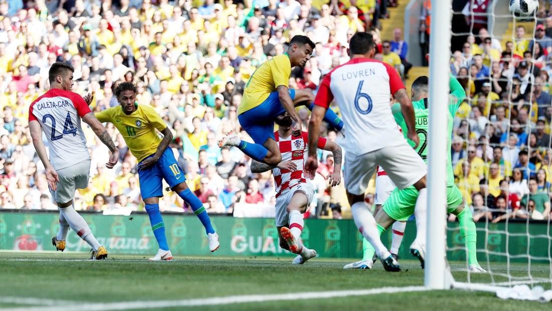 Succécomeback och VM-stormvarning! Drömmål av Neymar i första ... 4328146c99d98