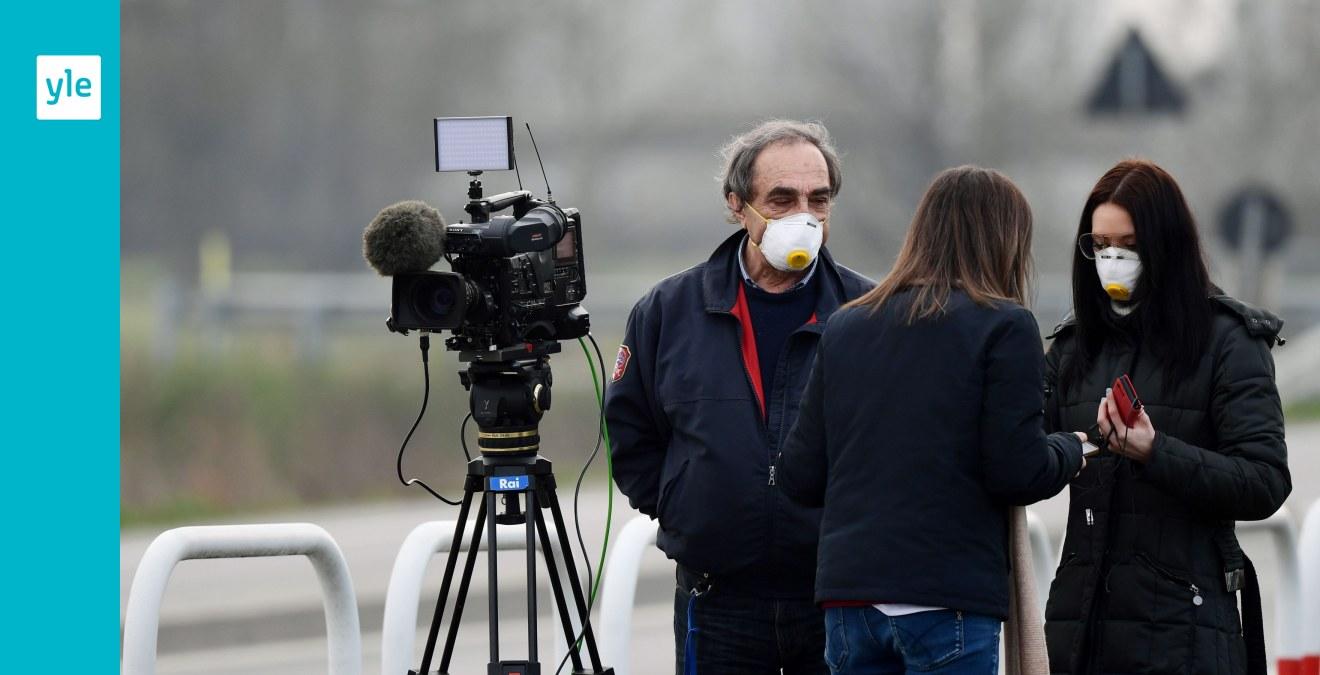 Österrike stoppade tåg från Italien på grund av misstankar om coronavirus