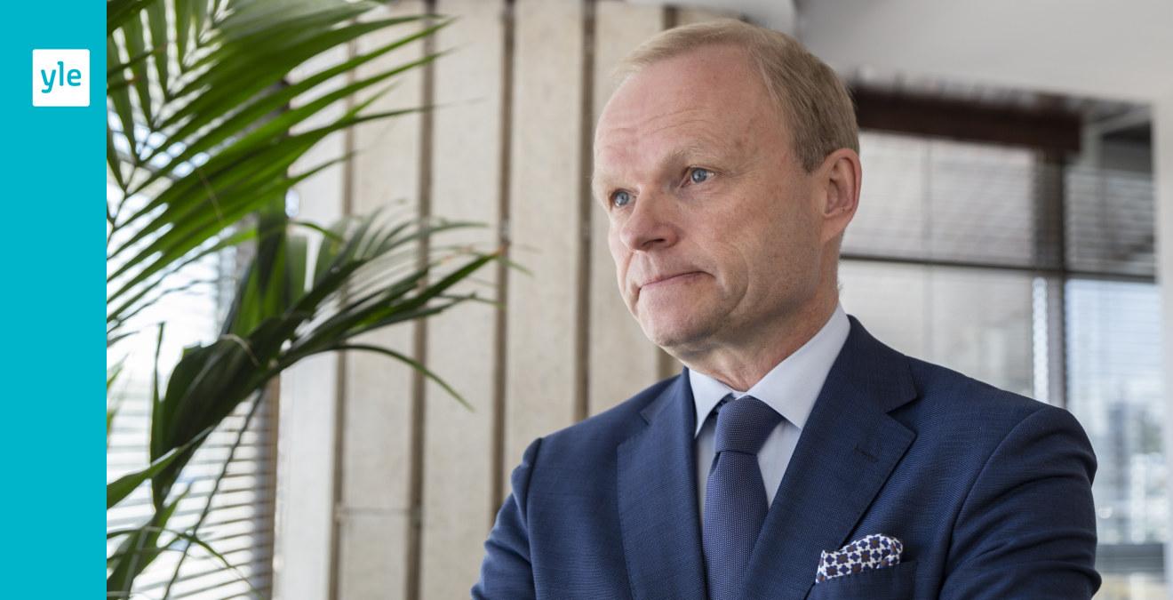 Pekka efter Rajeev på Nokia