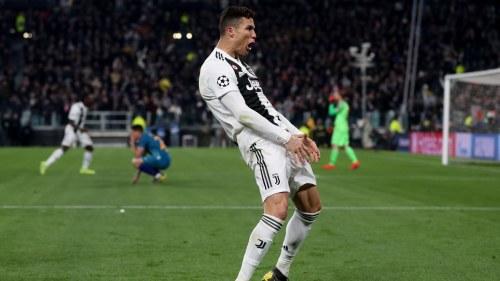 Cristiano Ronaldos soloshow förde Juventus till kvartsfinal i ... 04892b36fc969