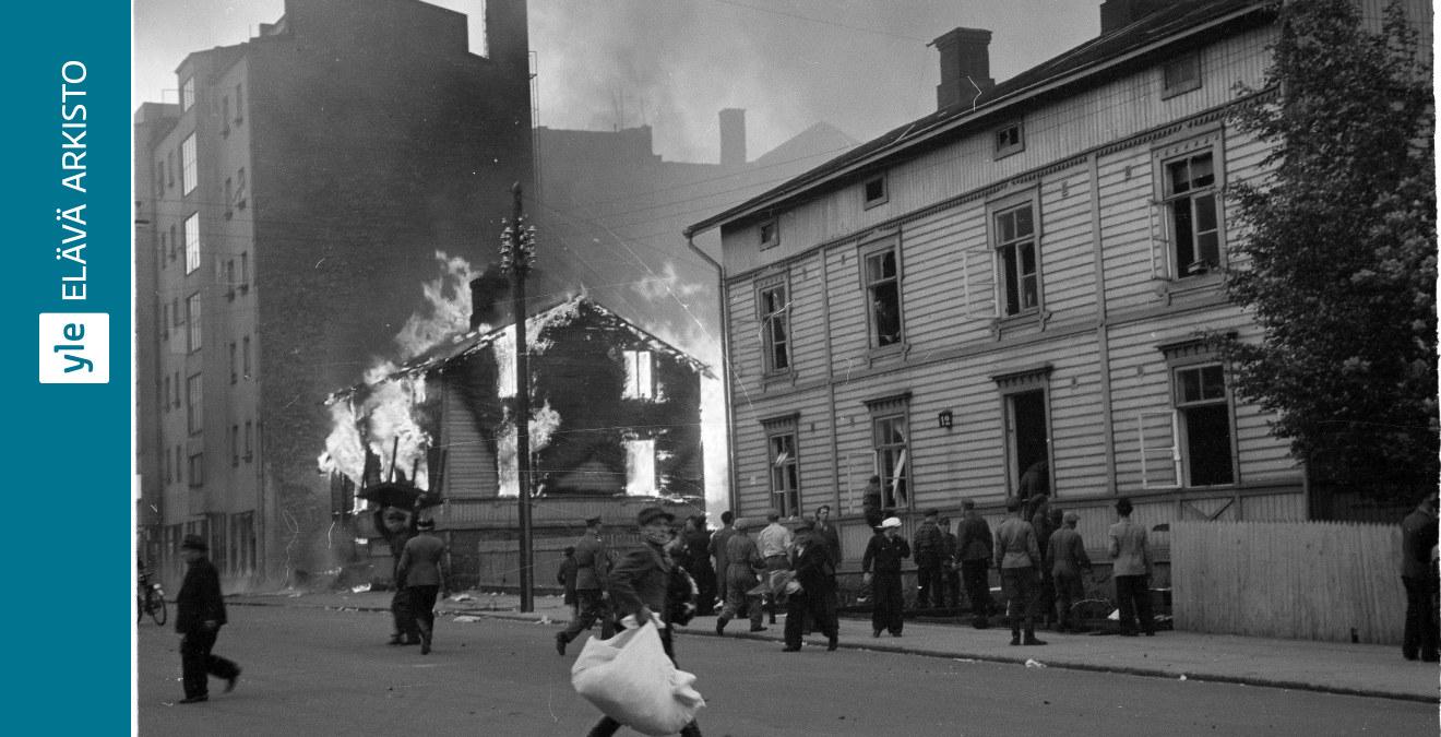 Helsingin Pommitukset