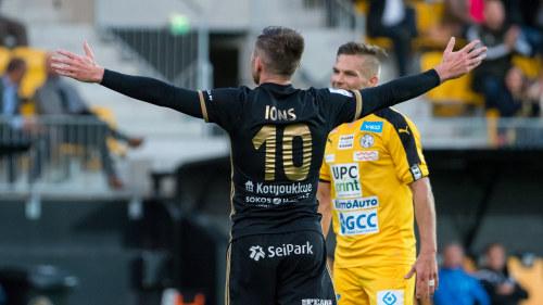 d642e652 VPS mardröm fortsätter – se Ions praktträff i derbyt | Sport ...