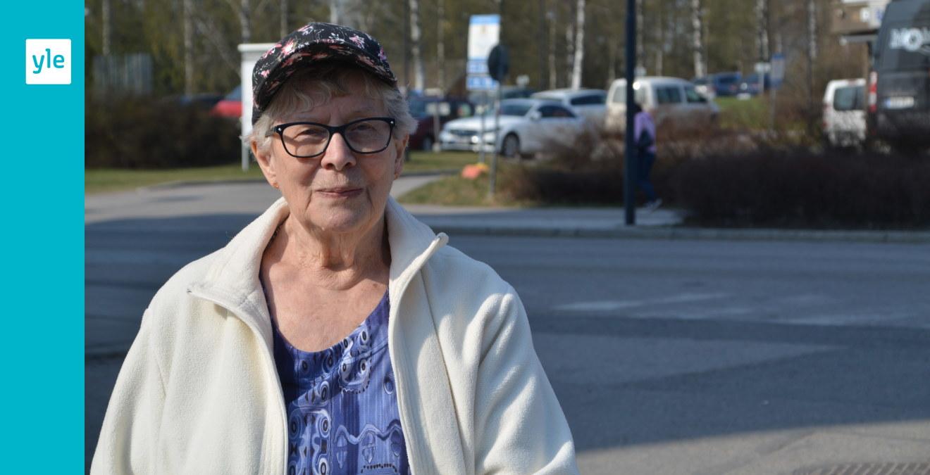 Eva Christina Vinberg, 72 r i Boden p Kallkllvgen 1