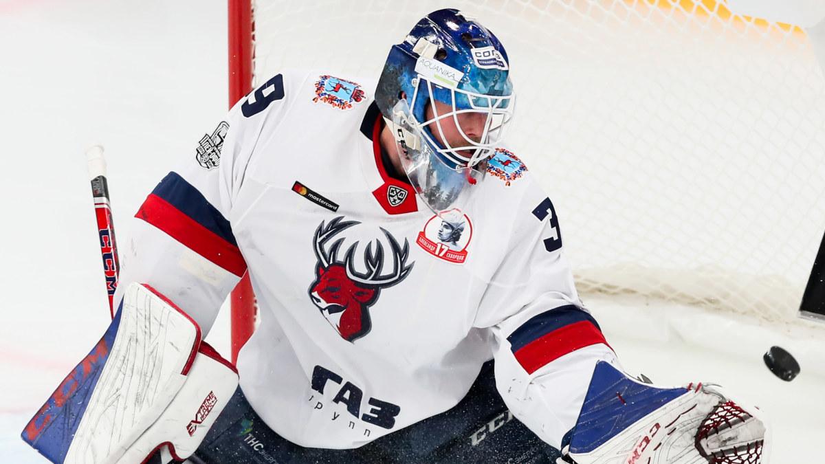 Jokerit förstärker truppen med NHL-meriterad målvakt – har följt svensken Anders Lindbäck i flera år
