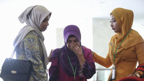 Mh370 anhoriga besvikna pa ny rapport