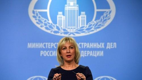 Ryssland trappar upp konflikten med usa