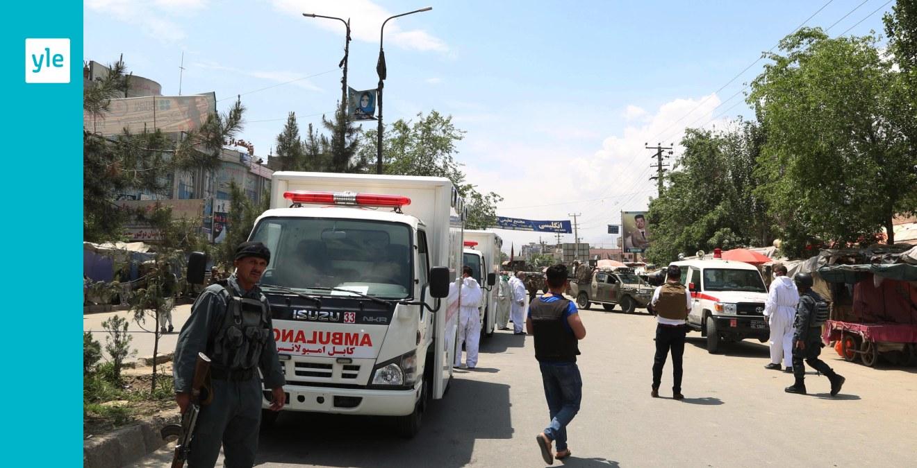 Minst 16 döda i attack mot förlossningsklinik i Kabul – flera attacker samma dag