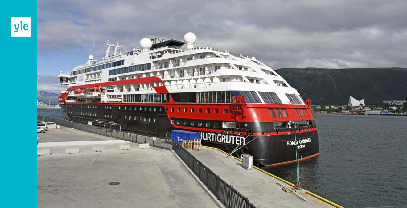 Norska hälsomyndigheterna stramar åt reglerna som gäller kryssningar efter förra veckans coronautbrott – koncernchef ...