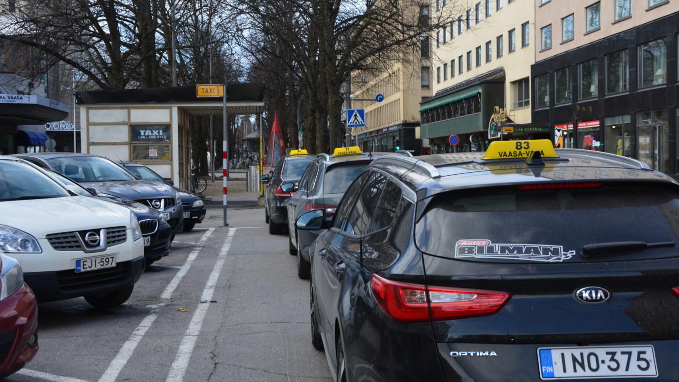 Vasa Taxi