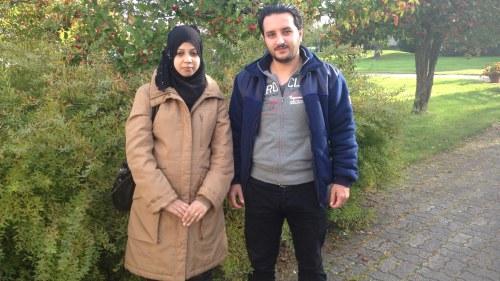 Nytt flyktinglager oppnas