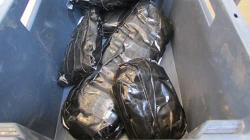 Smugglade 17 ton hasch till danmark