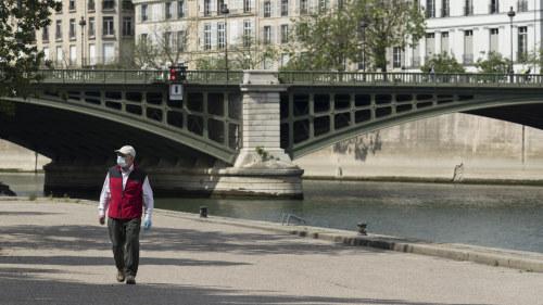 Frankrike Utvidgar Utegangsforbud 46 Miljoner Fransman Drabbas Utrikes Svenska Yle Fi