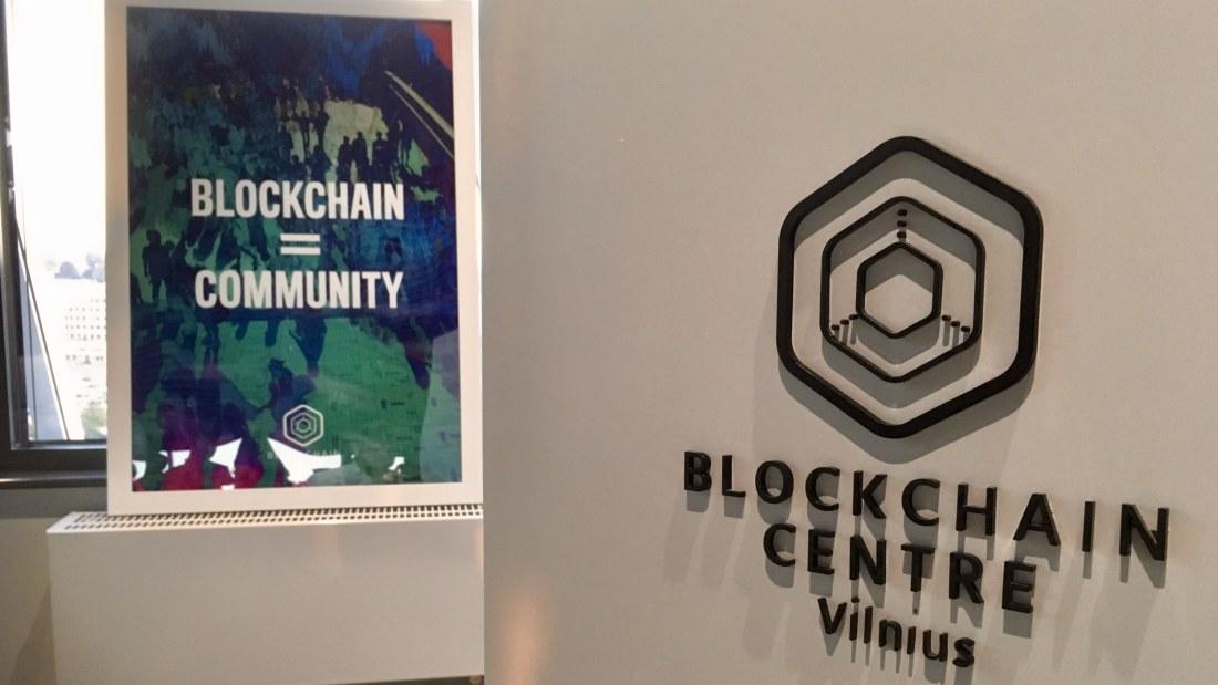Blockchain Suomeksi