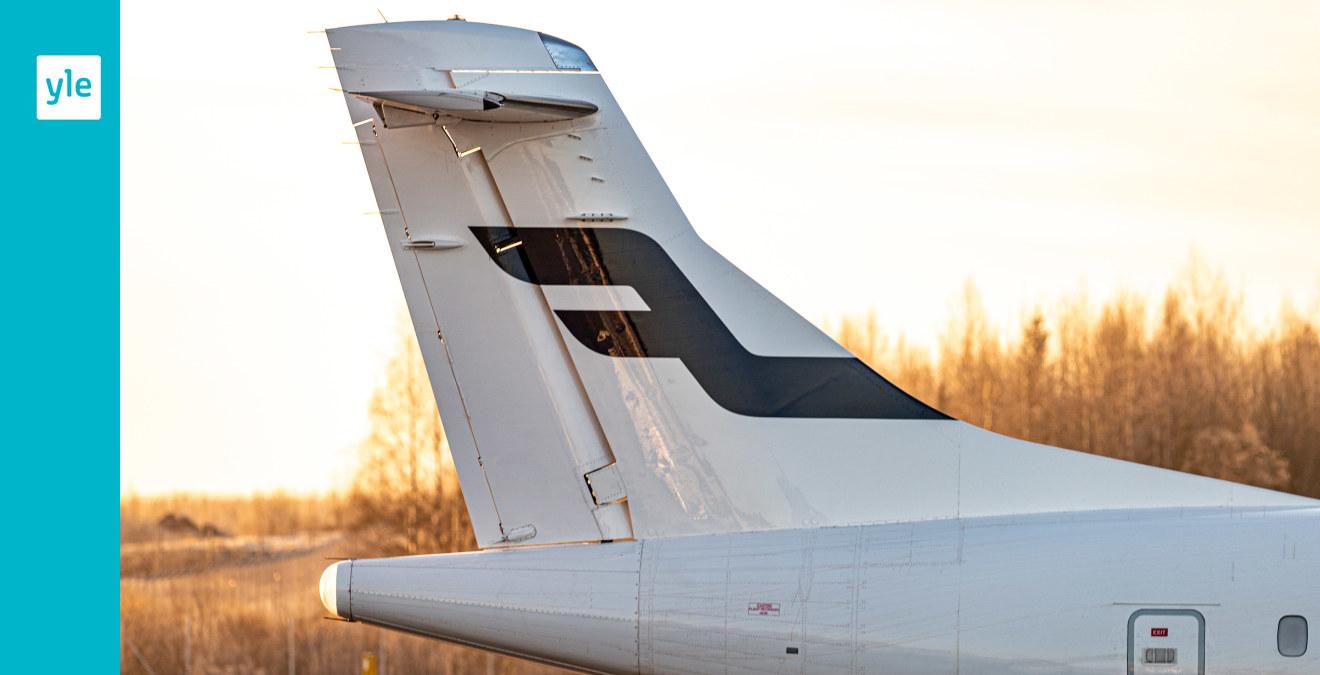 Finnairs resultat backade rejält under början av året på grund av coronakrisen
