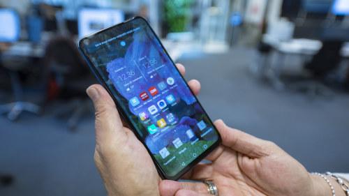 Huawei Forsakrar Att Begransningar I Usa Inte Paverkar Finland