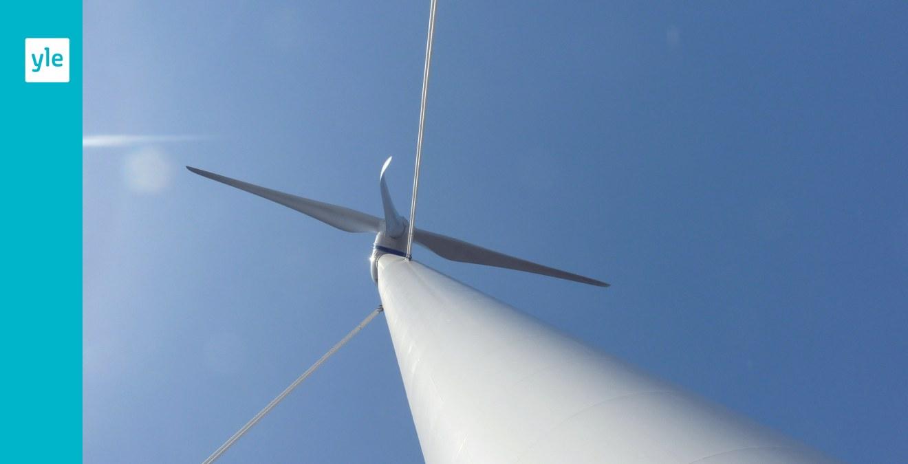 Planer pa vindkraftverk slopas