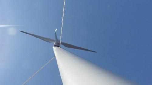 Starka kanslor kring vindkraft