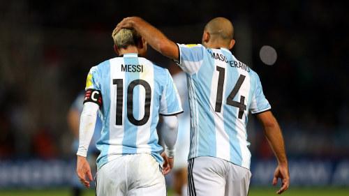 Argentinare blir chile kapten