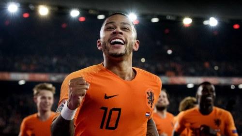 Holland slog Frankrike – Tyskland faller till B-divisionen i Nations League 03e8810779d26