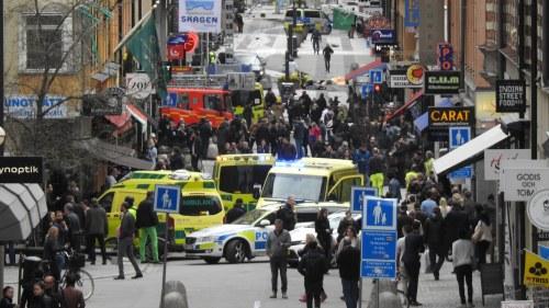 Flera doda i explosion i minsks tunnelbana