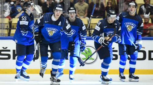 Finland utspelat i semifinalen