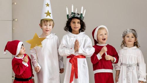 joulu ruotsiksi