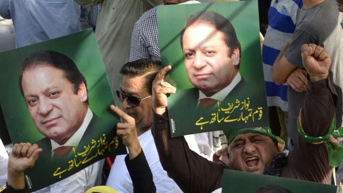 Gisslan i pakistan fritagen