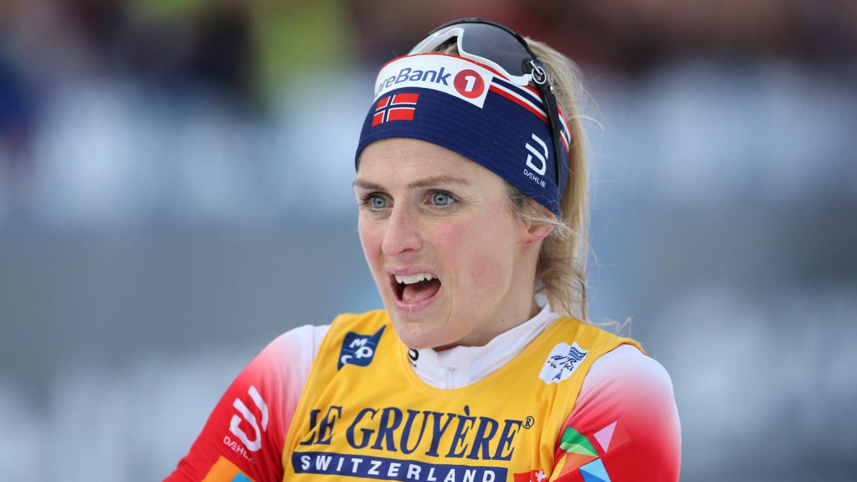 Therese Johaug bäst också idag på Ski Tour – Pärmäkoski kroknade mot slutet