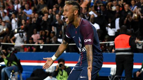 Neymar överträffade skyhöga förväntningar  Inblandad i fem mål i ... 3306ac1628910