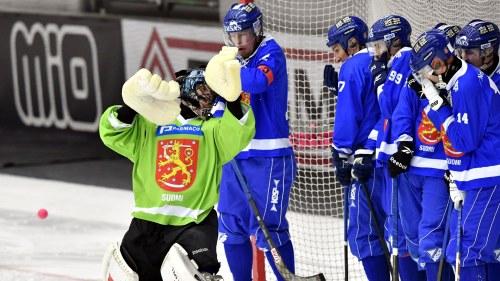 Finland mot usa i kvartsfinal