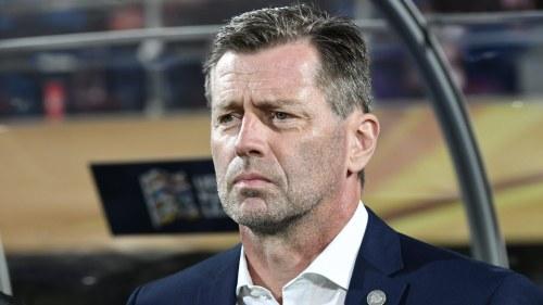 Tjeckisk forbundskapten fick sparken