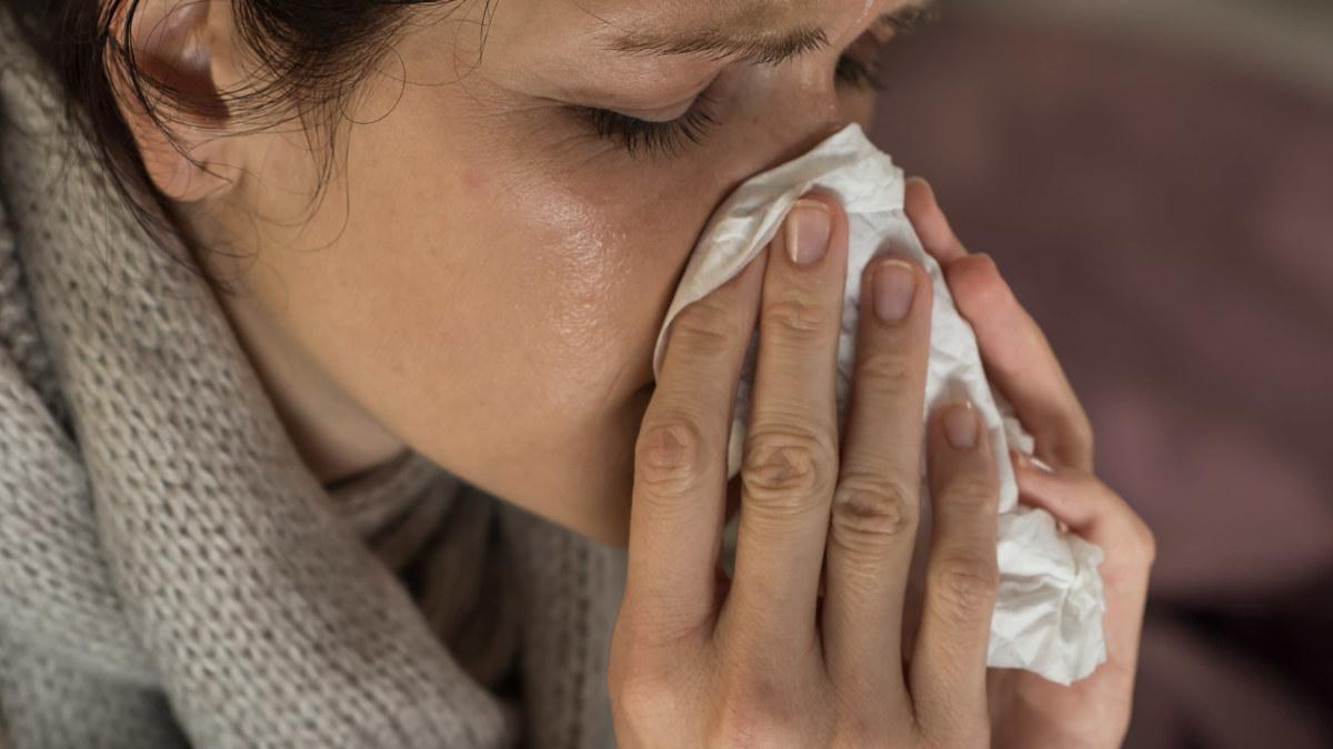 feber och värk i kroppen
